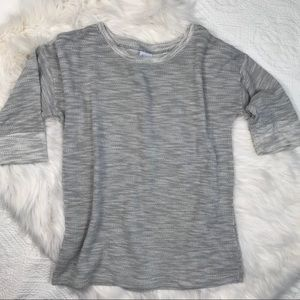 Columbia 3/4 sleeve top, medium